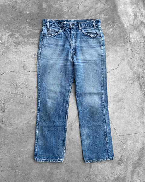 Levi's 501 Blue Faded Jeans - 1990s
