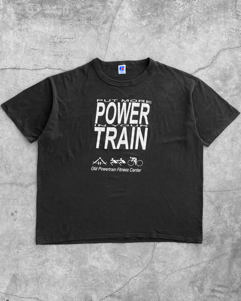 "Russell ""Power in your Train"" Tee - 1990s"