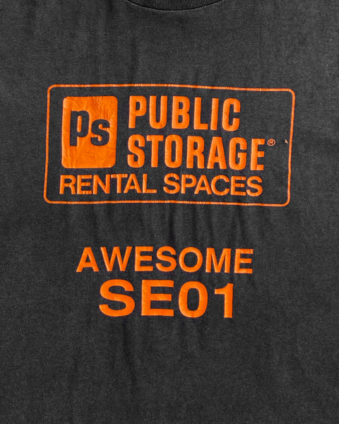 "Single Stitched ""Public Storage"" Tee - 1980s"