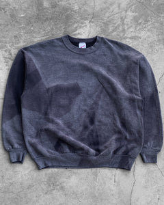 Sun Faded Violet Sweatshirt - 1990s