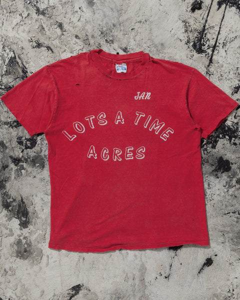"Hanes ""Lots A Time Acres"" Tee - 1990s"