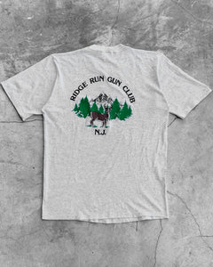 "Jerzees ""Ridge Run Gun Club"" Tee - 1990s"