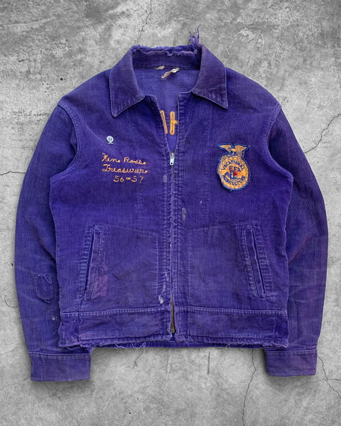 "Corduroy  ""Michigan Rudyard"" Jacket - 1956"