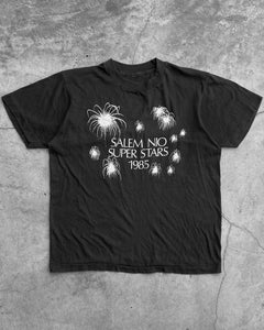 "Single Stitched ""Salem Nio Super Stars"" Tee - 1980s"