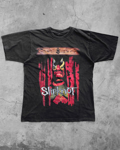 Slipknot Mask Tee - 2000s