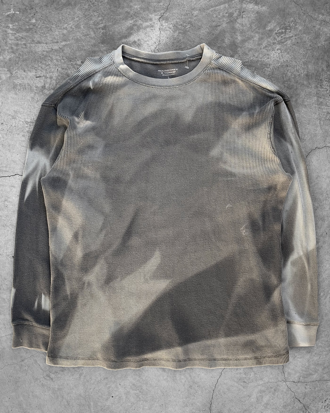 Sun Bleached Long Sleeve Thermal