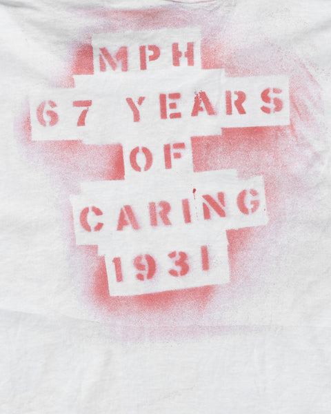 "Single Stitched ""MPH Tag Sale"" Tee - 1990s"