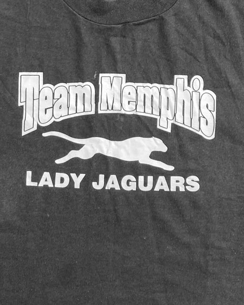"Single Stitched ""Lady Jaguars"" Tee - 1990s"