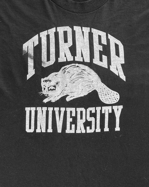 "Single Stitched ""Turner University"" Tee - 1990s"
