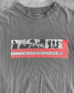 "Sun Faded U2 ""Elevation"" Tour Tee - 2001"