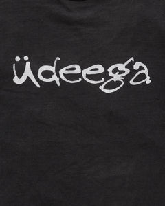 "Best Fruit Of The Loom Faded "" Udeega"" Tee - 1990s"