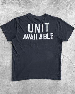 "Single Stitched ""Unit Available"" Tee - 1980s"