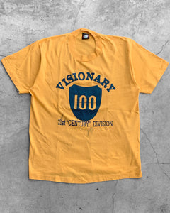 "Single Stitched Screen Stars ""Visionary"" Tee - 1990s"