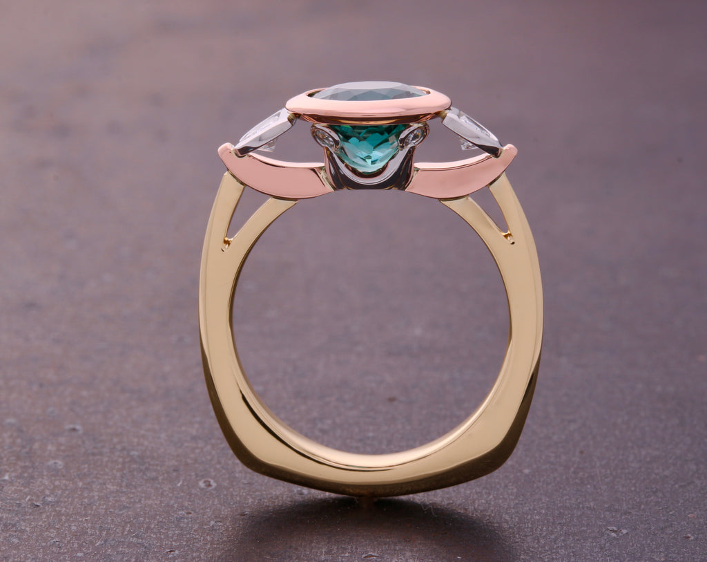 Tuula Solstice Ring