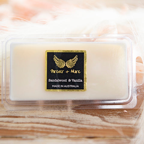 Soy Melts - Sandalwood & Vanilla