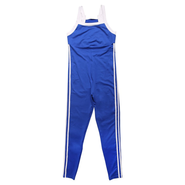 Workout Jumpsuit - yogabodyshape