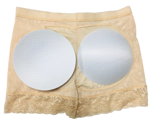 Padded Butt Lifter Hip Enhancer Shaper - Yoga Body Shapes