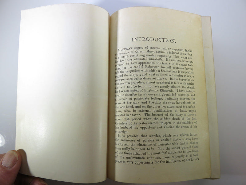 Kenilworth by Sir Walter Scott Circa 1895 Hurst & Company Hardcover - Just Stuff I Sell