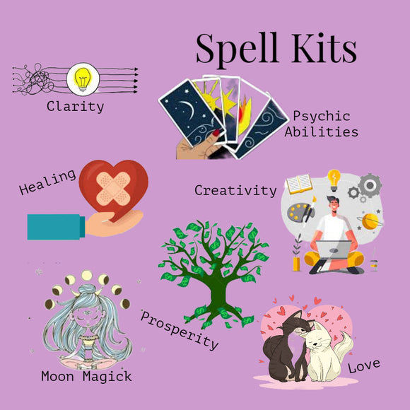 Signature Spell Kits