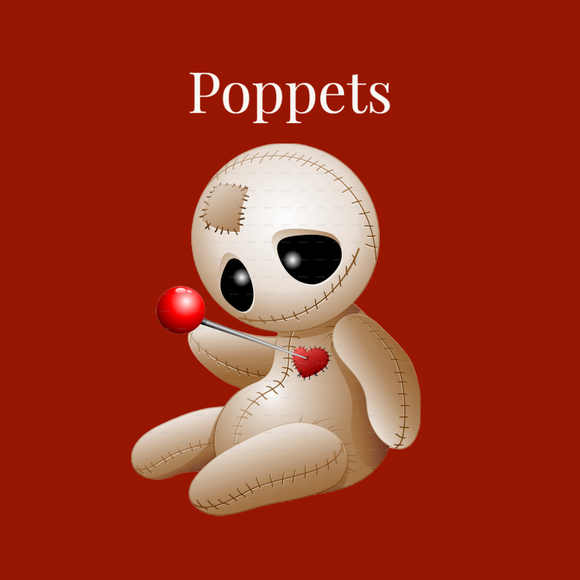 Fairy Tale Intention Dolls (aka Fairy Tale Poppets)