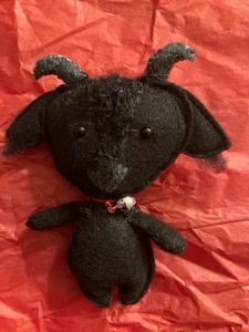 Black Phillip Poppet for a Delicious Life