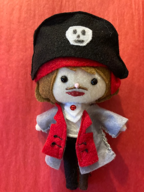 Pirate Poppet for Prosperity