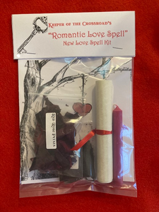 Keeper of the Crossroad's New Love Spell Kit
