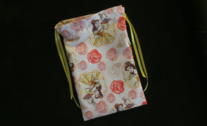 Beauty Rose Tarot Bag