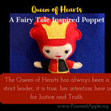 Queen of Hearts for Justice and Truth