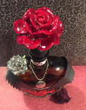 Unique Rose Spell Bottle for Love