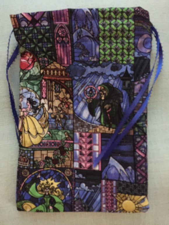 Beauty and Beast Tarot Bag