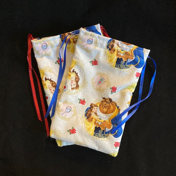 Beauty and the Beast Tarot Bag
