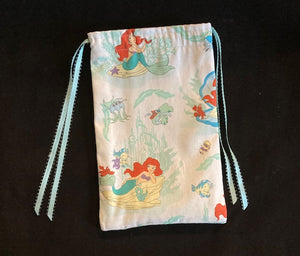 The Little Mermaid Fairy Tale Inspired Tarot Bag