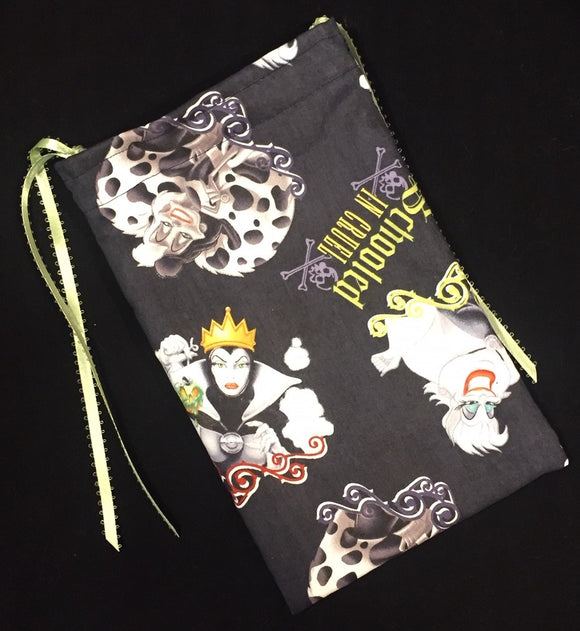 Tattoo Villains Tarot Bag