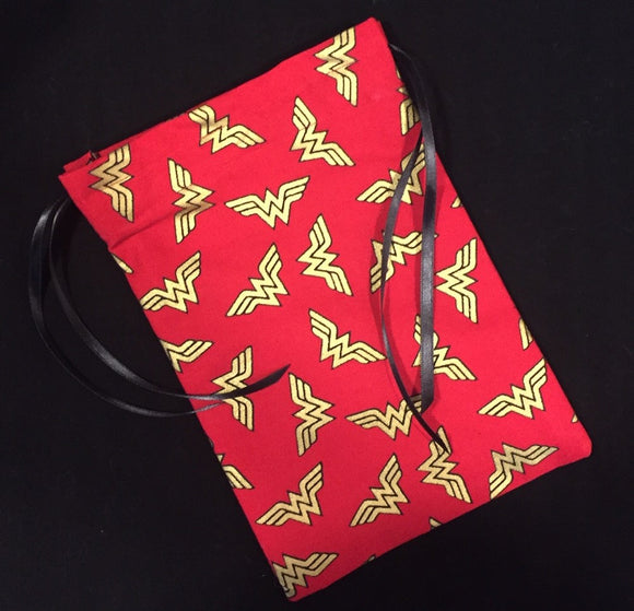 Wonder Woman Inspired Tarot Bag