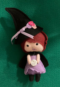 The Not-so Wicked Witch of the West (a poppet to increase your own power)