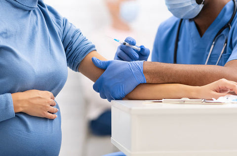 Vaccination For Pregnant Lady