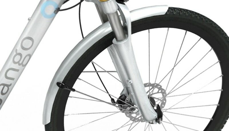 jango topeak 700c jfd-fr01 front/rear fender bike new