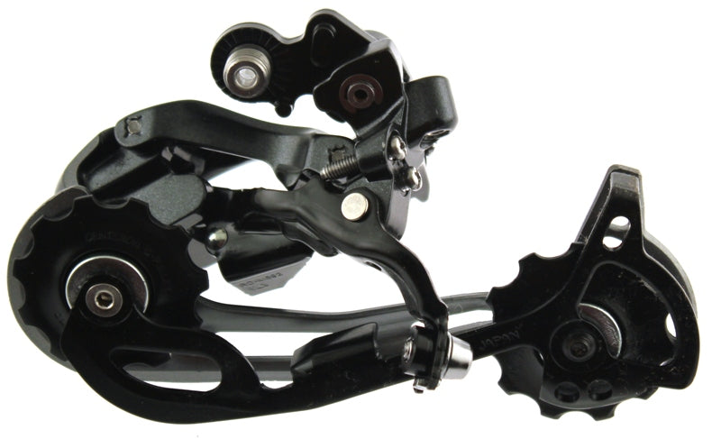 Shimano Deore RD-M592 9 Speed Mountain Bike Rear Long Cage Derailleur Mech NEW
