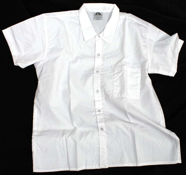 Professional Chef Chef's Shirt / Jacket White Cotton Blend XL Extra Large NEW