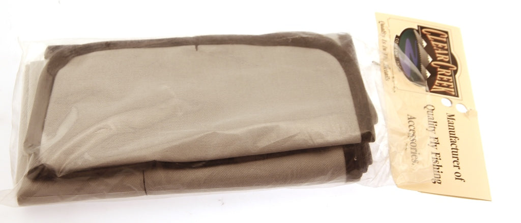 CLEAR CREEK Rod Bag Case  - 5'  For 2 Piece Fly Fishing Rods New in Package