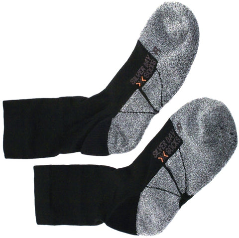 X-SOCKS SILVER DAY Men's Casual MSRP $34 US 3.5 - 6 EU 35 - 38 Navy NEW SAMPLE