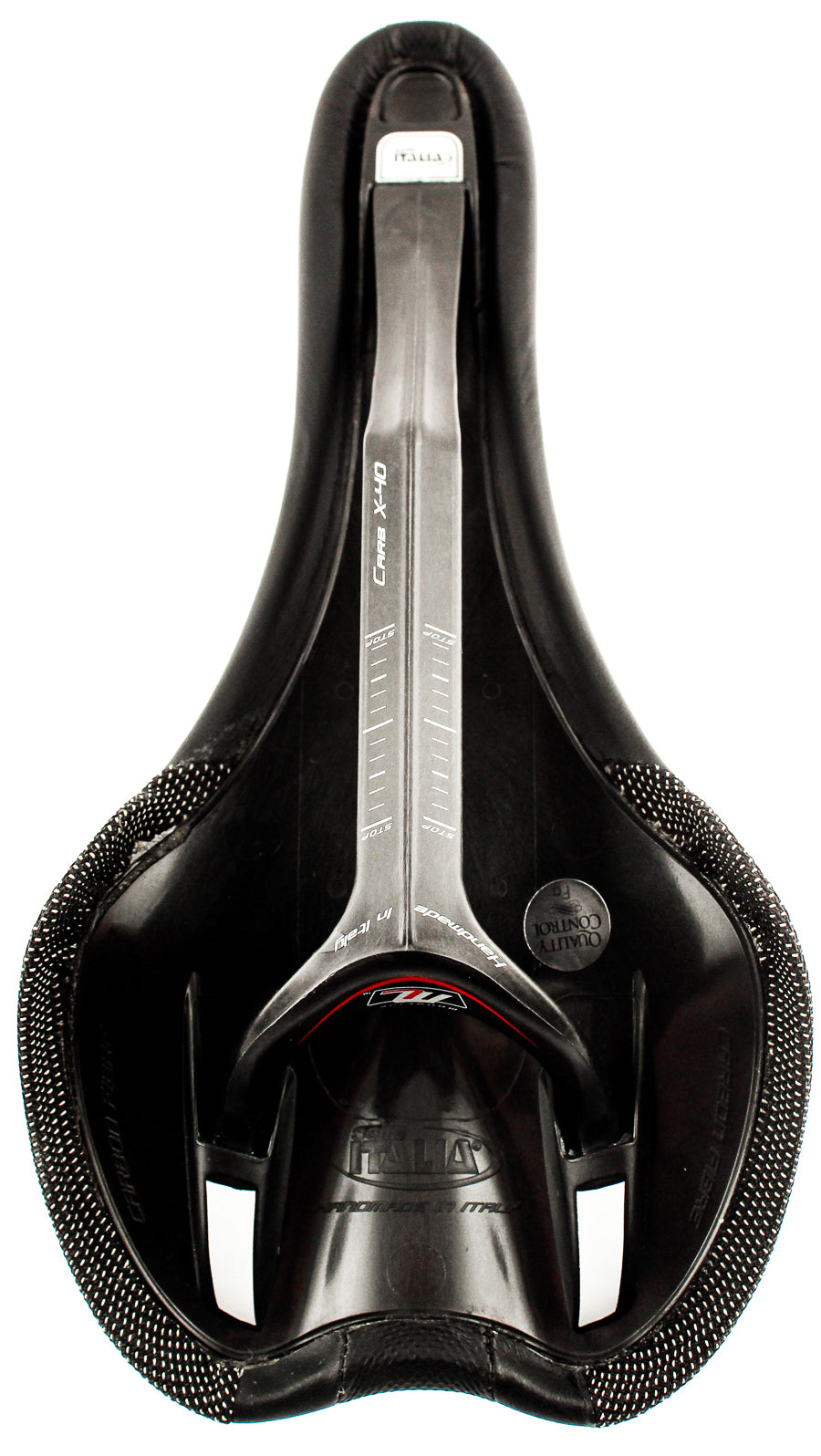 SELLE ITALIA SLR TRI MONOLINK Rail TT Bike Saddle Carbon Fiber X-40 black NEW