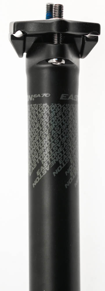 Easton EA70 31.6mm x 400mm Aluminum MTB Bike Seatpost 0 Setback NEW