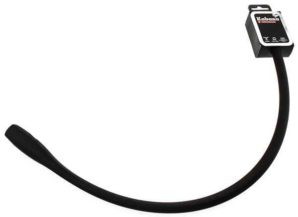 Knog Kabana Cable Bike Lock 740mm Keyed Black Silicone Steel Cable New