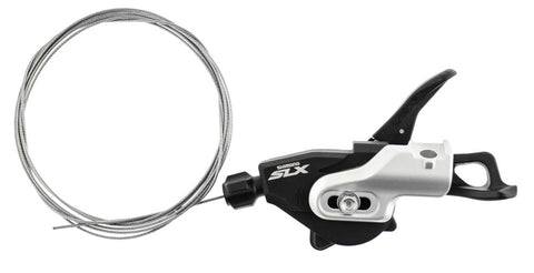 SHIMANO SLX SL-M670-B I-Spec B 2/3 Speed Dynasys MTB Bike Left Shifter NEW