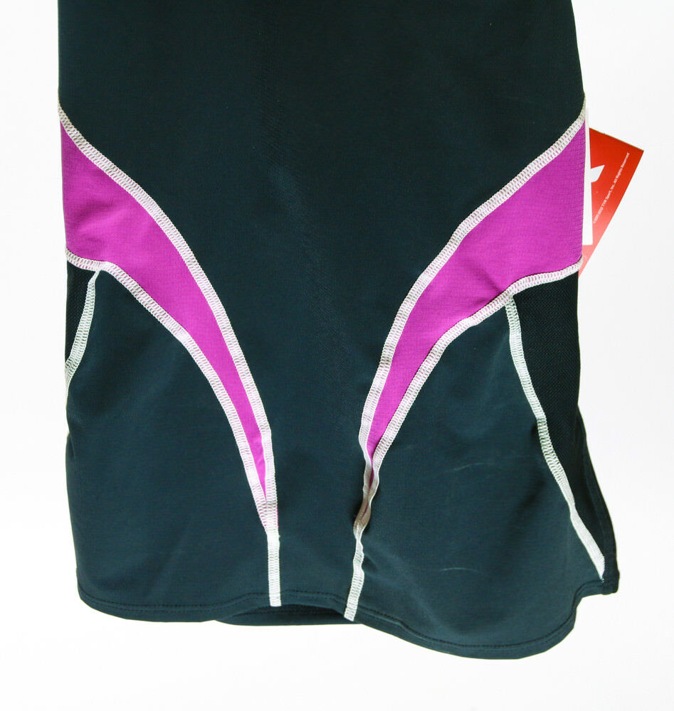 X-Small TYR Competitor Women's Fitted Tankini Cycling Jersey Sleeveless Shirt