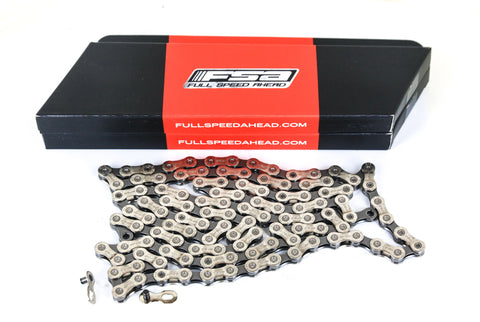 Lot of 2 FSA 9 Speed Road / MTB Bike Chains 116L + Master Link CN-906 New in Box