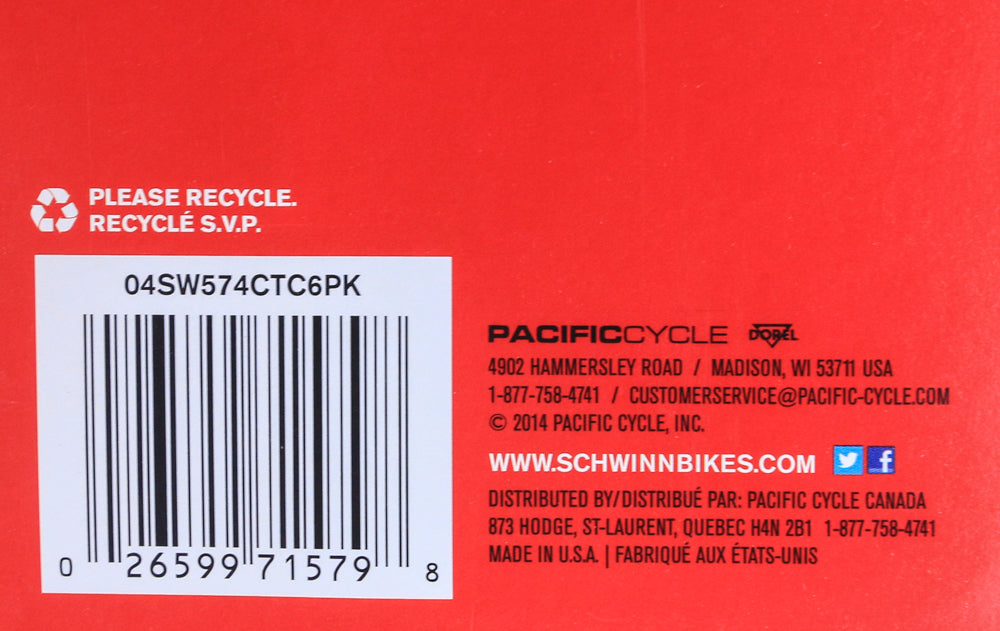 12 QTY Finish Line / Schwinn 4 Ounce Bottles Bicycle Chain Lube Lubricant Oil