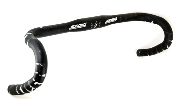 Sundeal Aluminum Alloy 31.8mm 42cm Road Bike Drop Handlebars 297g New Take Offs